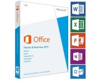 Microsoft Office Home and Business 2013 32-bit/x64 English MidEast DVD