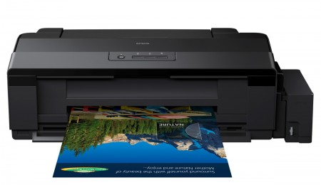 Epson L1800 A3+ 6 Color Ink Jet Printer